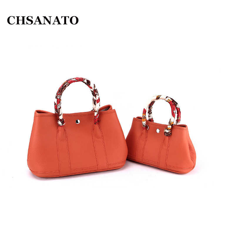 e4f12fcf0c CHSANATO Famous Brands Cow Leather Tote Bag Luxury Designer Handbags High  Quality Women Bags Female Crossbody