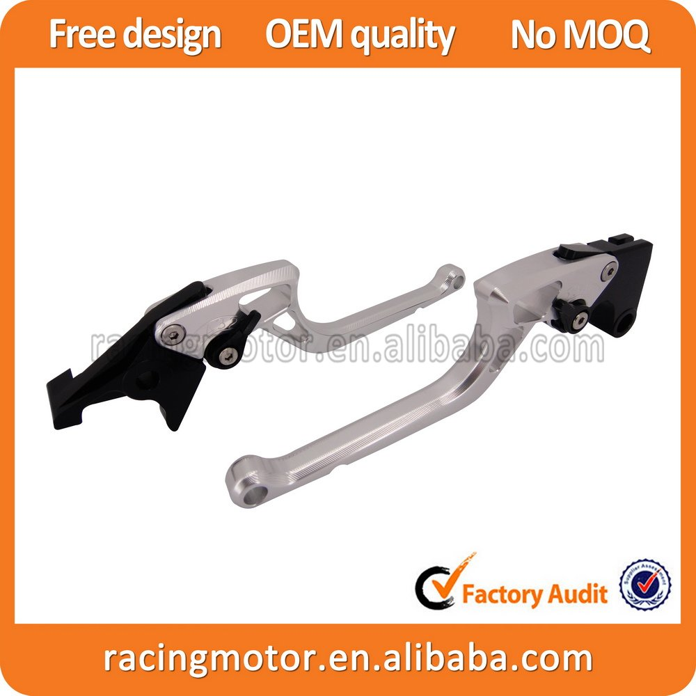 Ergonomic New CNC Adjustable Right-angled 170mm Brake Clutch Lever For Ducati Monster M750/M750IE 1994-2002 decorative colors crystal protective back case for blackberry 8520 8530