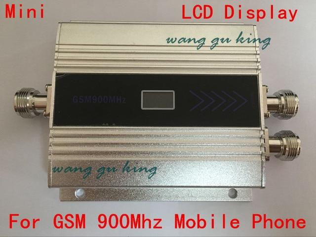 Новый горячая продаже! буксировки Комнатная антенна ЖК-экран GSM репитер 900 МГц Сотовый Телефон Сигнал Повторителя Booster Усилитель