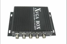XVGA box , Fanuc monitor to LCD for A61L-0001-0072 A61L-0001-0074 A61L-0001-0076