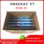 Freesat V7 3 unids Receptor de Satélite del HD Completo 1080 P + 3 UNID USB WiFi DVB-S2 HD Apoyo Cam powervu youpron decodificador vu de energía