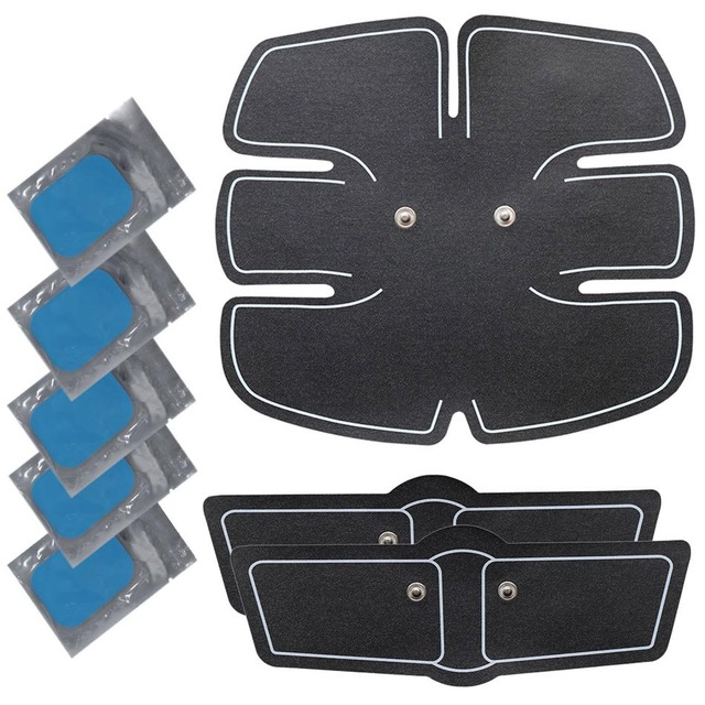 (NO MACHINE) Pad Only for Abdominal machine electric muscle stimulator ABS ems Trainer fitness Weight loss Body slimming Massage