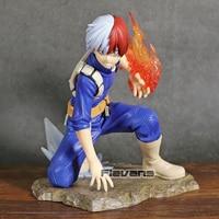 Anime My Hero Boku no Hero Academia Shoto Todoroki 1/8 Scale PVC Figure Collectible Model Toy