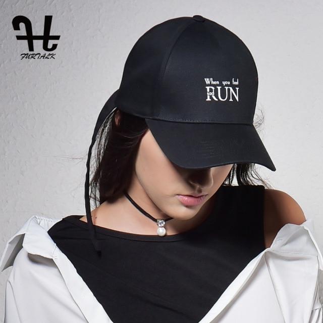 Furtalk Unisex Fashion structured Cotton Cap Adjustable women s Baseball Cap  Adjustable Hip Hop Dad Snapback Hat 18cf08fa3fa
