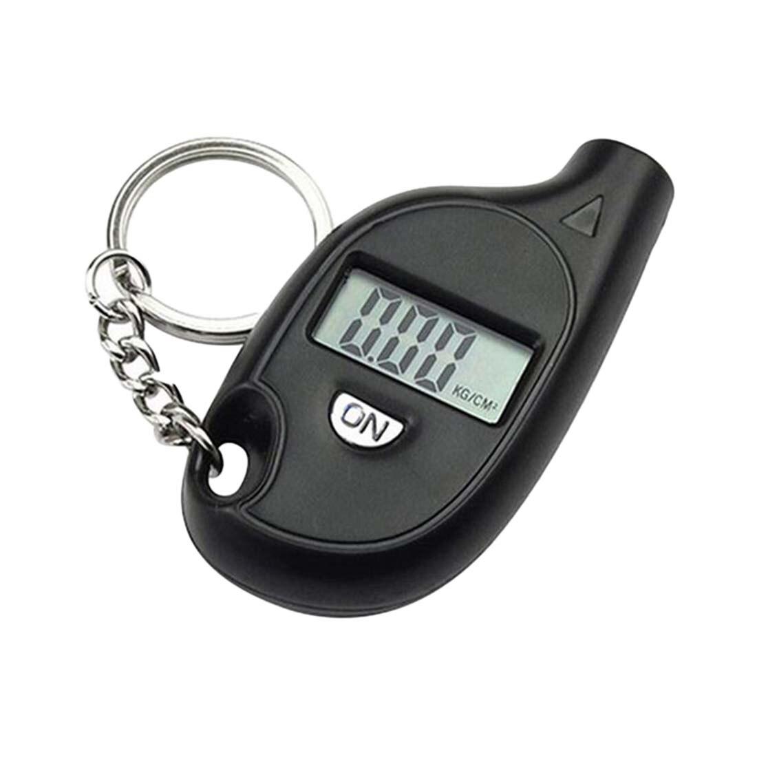 Цифровой прибор для измерения давления в шинах на колесах, тестер для испытания шин на автомобиль, мотоцикл, автомобиль, 5-100 фунтов на квадра...