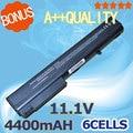 Bateria de 6 células para hp nx7300 nx7400 nc8200 nc8230 nw8200 nw8240 nx9420 nw9440, hstnn-db06 hstnn-lb30