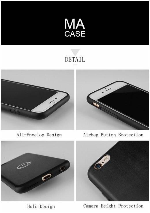 MA The Spoof C Phone Case For Huawei P8 lite 2017 P9 P10 P20 Lite Plus Nova Honor 6C 6A 6X Honor 8 Honor 9 Mate 10 lite