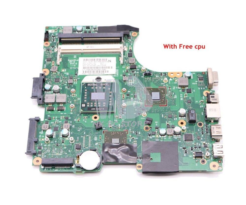 NOKOTION 611803-001 Carte Mère Pour HP 625 325 CQ325 325 625 425 Ordinateur Portable carte Principale RS880M DDR3 avec Livraison CPU