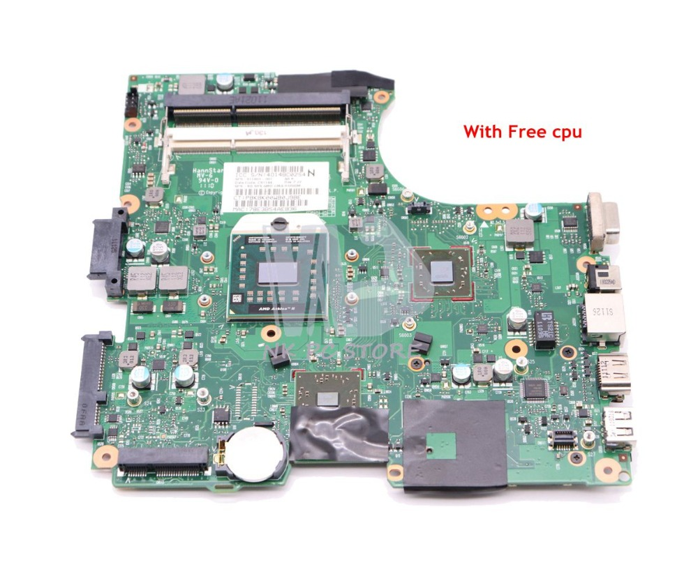 NOKOTION 611803 001 Motherboard For HP 625 325 CQ325 325 625 425 Laptop Main board RS880M