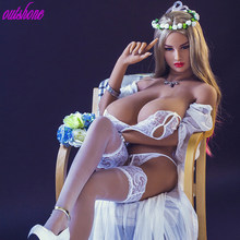 free shipping china gay sex video female sex 156cm big boobs silicone sex doll for men sex(China)
