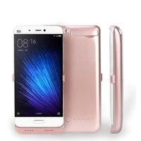 NEW For Xiaomi 5 Case Power Bank 4200mah Portable Battery Charging External Battery Backup Power Bank