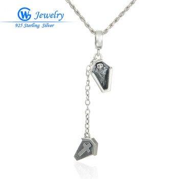 Abalorios de cadena de plata esterlina 925, piedras preciosas para pulsera, collar,...