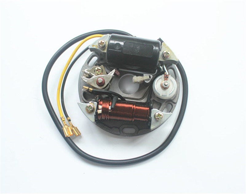 Pocket Bikes 07 Zhejiang Chinesisch Atv 110 Oem Schwungrad Magneto Generator Rotor