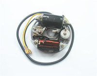PUCH 17/35W Stator COIL 6V 17W 12V 35W Zundapp Kreidler Hercules KTM Ignition Alternator 17W is 6V 35W is 12V