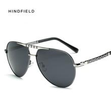 Hindfleld Classic Men Sunglasses Luxury Brand Eyewear Goggles Men Polarized Glasses Male Shading Mirror Oculos de sol masculino