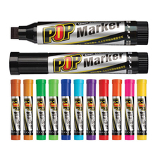 Know Art Marker 12 Colors/Set Oily Ink 12mm Design Best Choice for Comic Poster Advertising Supplies