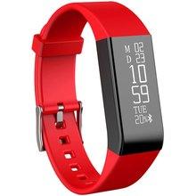 A6 OLEDสมาร์ทสายรัดข้อมือสร้อยข้อมือIP68กันน้ำนาฬิกาS Martbandบลูทูธ4.0ที่มีเวลาจริงอัตราการเต้นหัวใจติดตาม