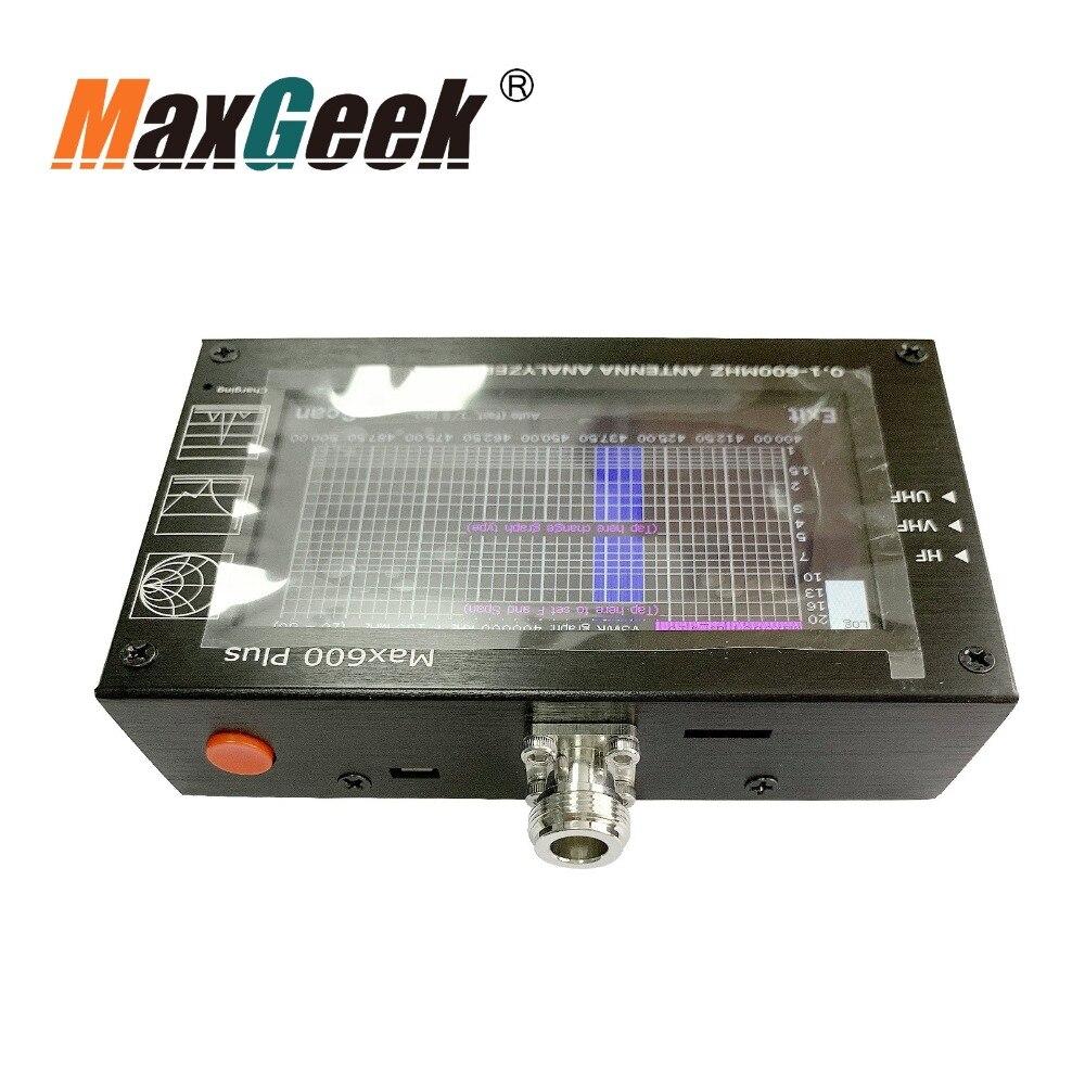 da frequência ultraelevada 0.1-600 mhz com 4.3