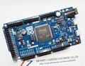 Placa de Controle do Conselho AT91SAM3X8E DEVIDO R3 SAM3X8E 32-bit ARM Cortex-M3 Módulo + 1 PCS CABO USB Para Arduino