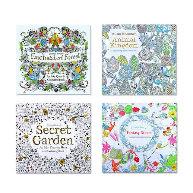 24 páginas mandalas colorear Libros portátil para niños adultos arte ...