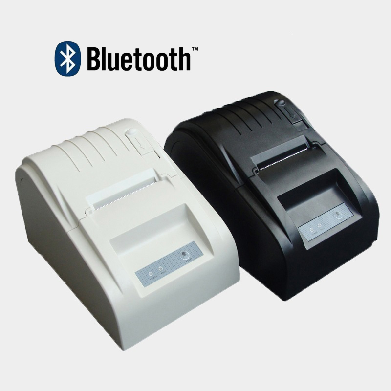 58mm bluetooth thermal pos receipt printer usb interface handheld bill machine for supermarket support Android and IOS HS-589TAI