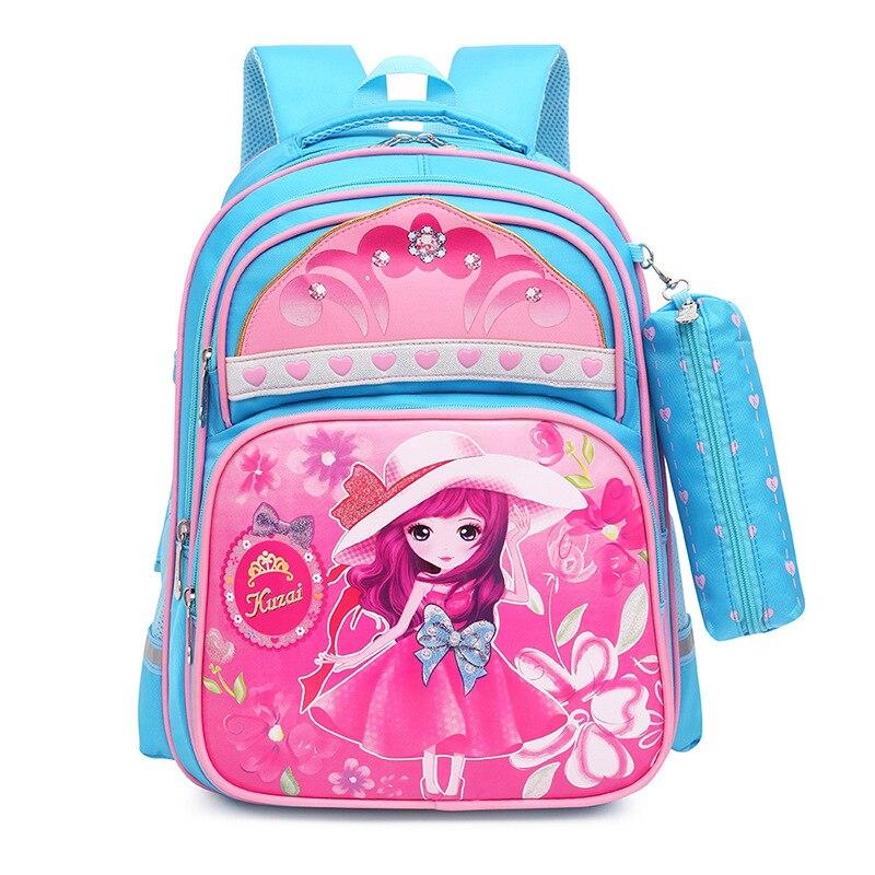 Sacos de Escola Removível Bookbag Viagem Mochila Crianças