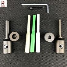 7 мм и 11 мм инструмент для ремонта водопроводных труб PPR сварочная Форма клей карандаш ремонт PPR термоплавкий стержень пластиковые трубы Сварочные части
