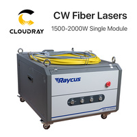 Cloudray Raycus 1500 2000W Single Module CW Fiber Lasers Series 1064nm for Fiber Cutting Machine RFL C1500S RFL C2000S