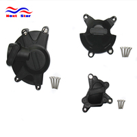 Motorcycles Engine Stator Case Cover Guard Protection Kits For YAMAHA YZFR1 YZF R1 2009 2010 2011 2012 2013 2014 09 10 11 12 14
