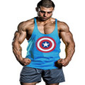 2016 Gymshark Muscle Tank Tops Workout Singlets Bodybuilding Clothing Stingers Sportswear Fitness Vest