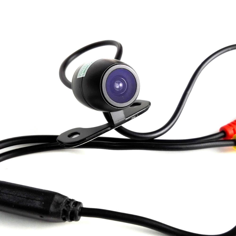 600TVL 12 V Mini Rückansicht Sicherheit Kamera Spiegel CMOS Anti Fog Metal Fall