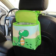 Cartoon Multi-Purpose Car Storage Bags, Heat Preservation!