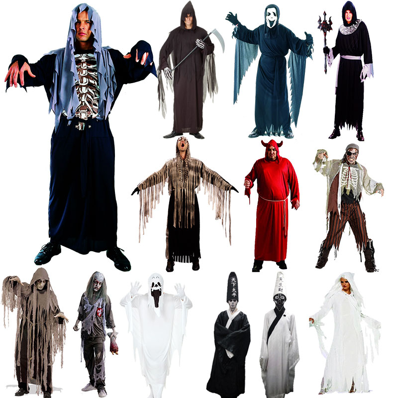 Buy grim reaper adult men costume and get free shipping on AliExpress.com de06ce241