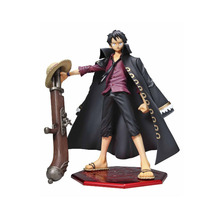 23cm One piece luffy Cartoon Anime Action Figure PVC toys Collection figures for friends gifts