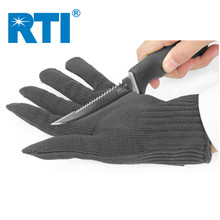 RTI Protective Gloves Anti-cut Anti-slip With Stainless Steel Wire  24.5*13.6*99cm Cutting Dedo Guantes De Pesca Peche