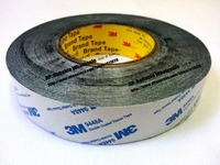 (41mm, 42mm, 43mm, 44mm wide choose) * 50 meters Original 3M Strong Sticky Double Coated Tissue Tape for Nameplate Foam LCD