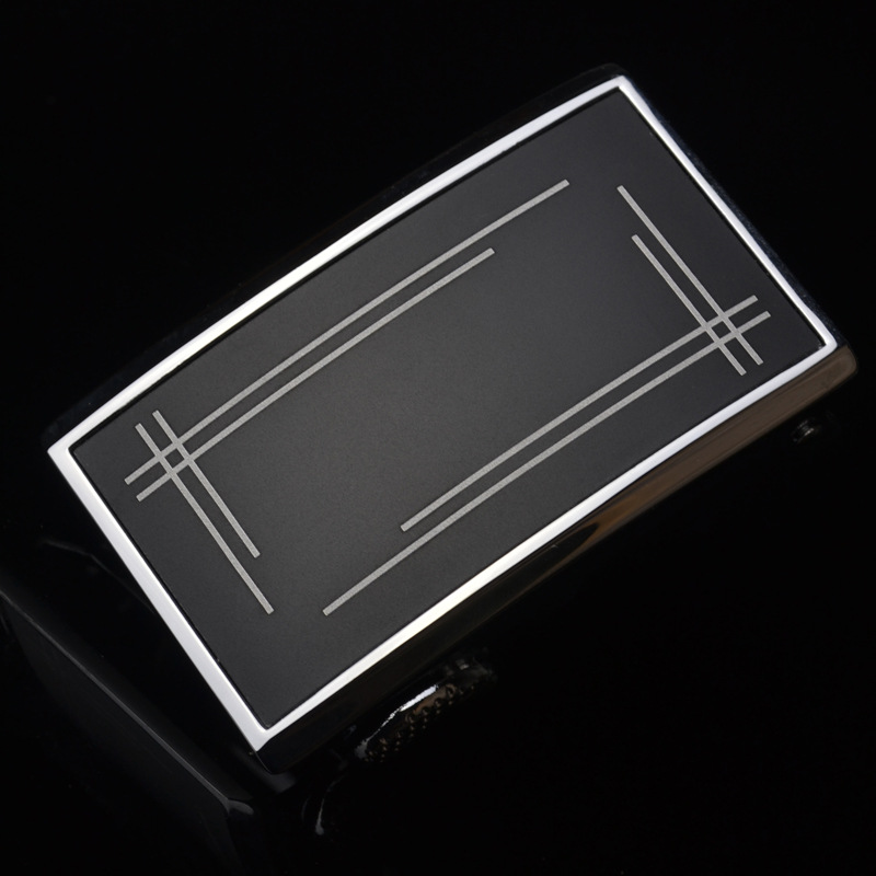 3.5cm Width Big Belt Buckles For Men Mens Belts Luxury Designer Belts Men High Quality Inner Through Automatic Buckle CE35620
