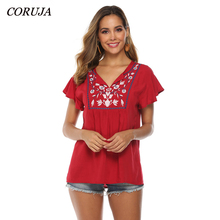 Neck CORUJA Shirt Short