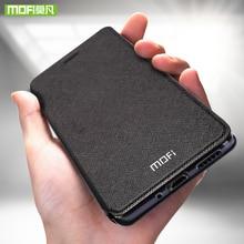 Mofi pour Huawei P30 Pro étui pour Huawei P30 étui en silicone P 30 Lite étui original flip en cuir 360 antichoc