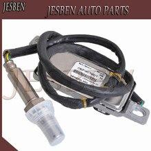 06F907807H абсолютно новый оксид азота NOX датчик подходит для Volkswagen VW Passat 2005-2011 ЧАСТЬ NO # 06F 907 807 H 5WK96603 5WK9 6603