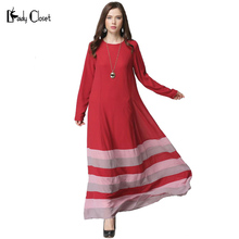 Turkish abaya women clothing muslim dress stitching font b islamic b font abayas Robe musulmane vestidos