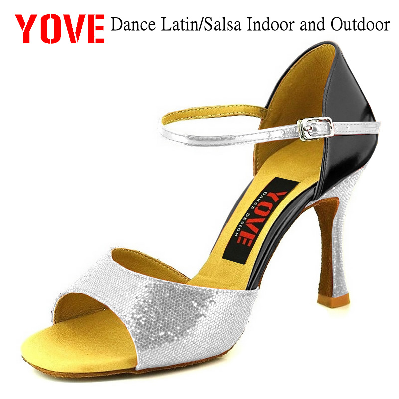 YOVE Style w133-13 Dance shoes Bachata/Salsa Indoor and Outdoor - Sneakers