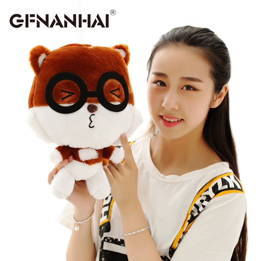 1pc 30cm kawaii squirrel plush toy stuffed soft baby infant finger dolls lovely toys for children birthday Christmas gift lps toy 2pcs lovely pet shop animals cats kids action figures lps toys for children birthday christmas gift