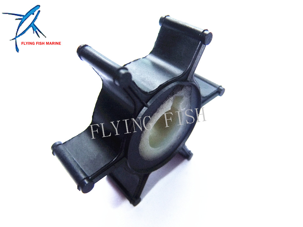 Outboard motor Impeller 646-44352-01 646-44352-01-00 for Yamaha 2HP 2A 2B 2C 2-Stroke boat engines
