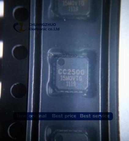 CC2500RTKR CC2500 QFN20 2.4G RF Chip