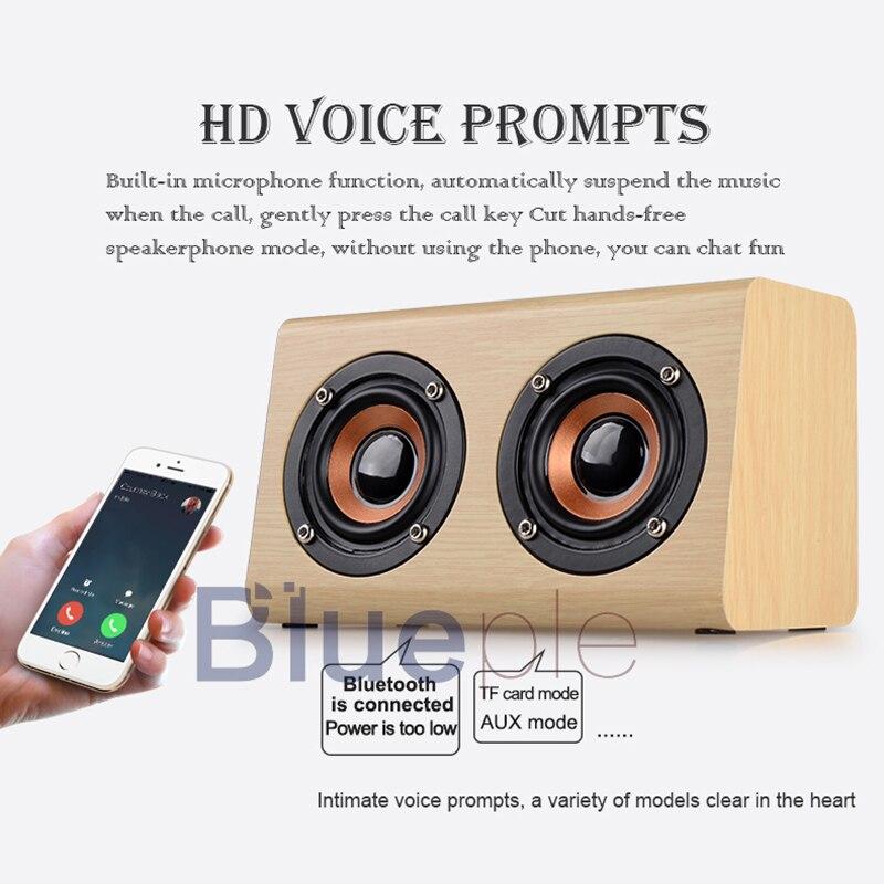 Wood bluetooth speaker (10)