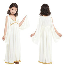 Children's Day Christmas Gift Girl Elegant Greece Princess Costume Cosplay Kids Anime Fancy Stage performance Party dress