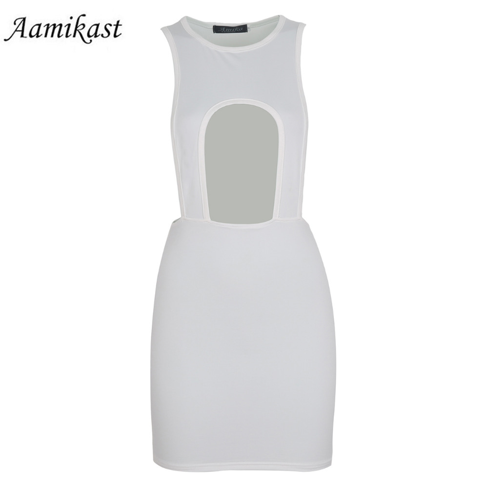 Vendaje Sexy Club Dress 2019 Mini Vestdio Summer Women Vestidos de - Ropa de mujer - foto 3