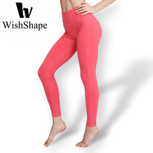 Sexy Women Sport Leggings High Waist Elastic Fitness Yoga Pants Black Jogging Femme Quick Dry Slim Running Trousers Sportswear