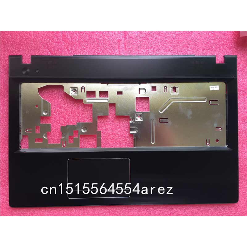 New Original laptop <font><b>Lenovo</b></font> <font><b>G500</b></font> G505 G510 Touchpad Clickpad Palmrest <font><b>case</b></font>/The keyboard cover Metal AP0Y0000600 90202712 image